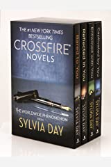 Sylvia Day Crossfire Series 4-Volume Boxed Set: Bared to You/Reflected in You/Entwined with You/Captivated By You Paperback
