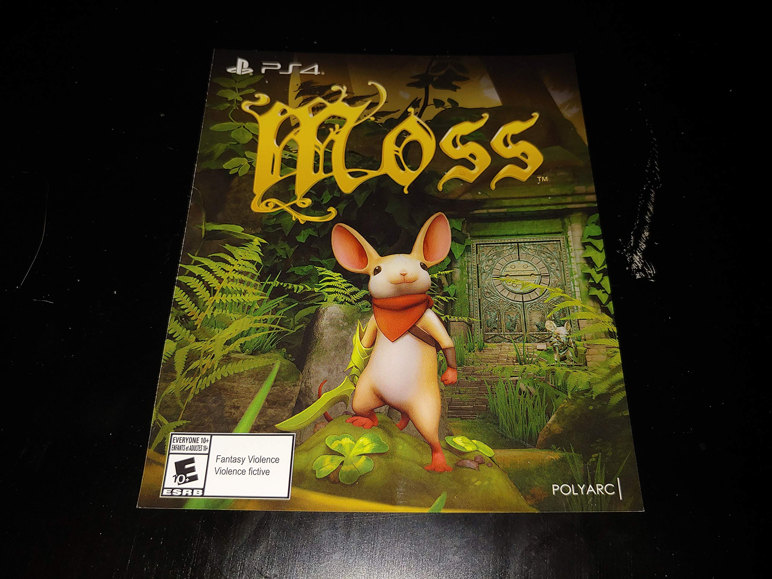 Moss (PS4 VR)