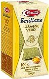 Emiliane Barilla, Lasagne Verdi n.200 - 5 pezzi da 500 g [2500 g]