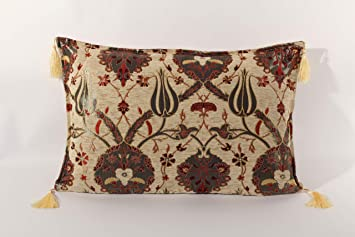 Kissenbezug Orientalisch Fein Kissenhülle Dekokissen 40x60cm Orientkissen