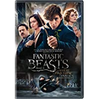 Fantastic Beasts and Where To Find Them (Bilingual) [2-Disc DVD]