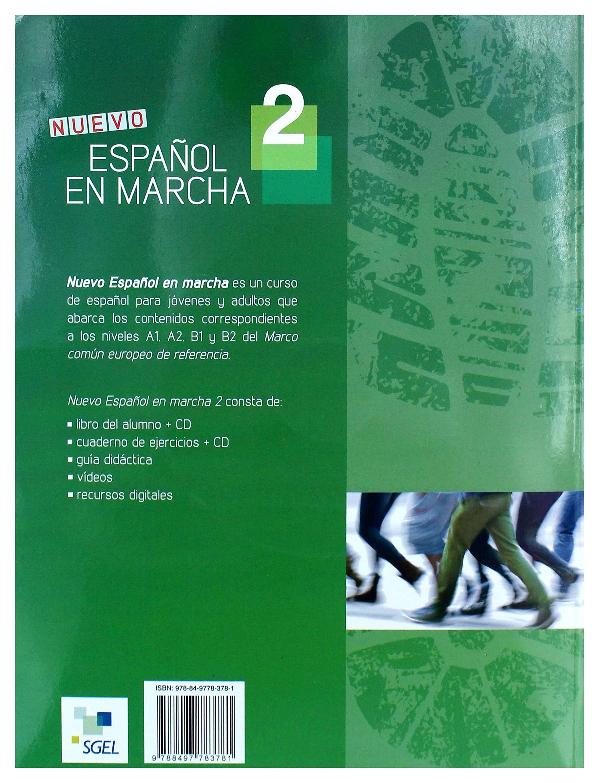 Nuevo Español en marcha 2 alumno + 2 CD: Amazon.es: Francisca ...