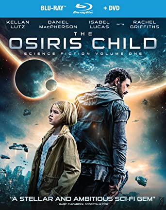 ca3171bfff Amazon.com: The Osiris Child: Science Fiction Volume One [Blu-ray ...