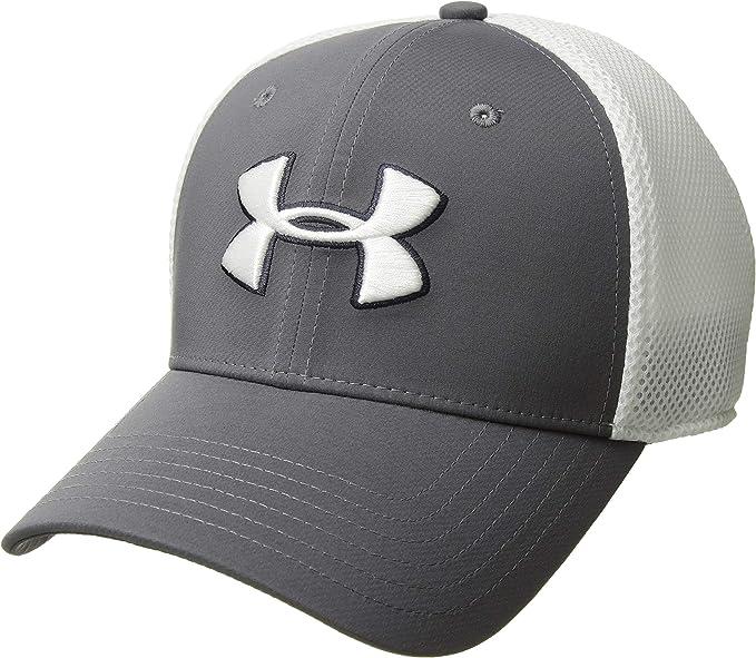cl/ásicas gorras de b/éisbol con visera funcional gorra para Hombre Under Armour Hombre UA Classic Mesh Cap
