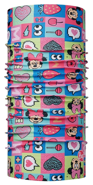 BUFF® SET - CHILD ORIGINAL Licenses Hello Kitty Paño tubular + UP® Paño tubular | Niños | Unisex | Pasamontañas | Bufanda | Pañuelo en la cabeza | Cuellos, alle Buff Designs 2016:332. FOODIE RED BUFF+UP
