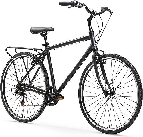 sixthreezero Explore Your Range Men s Hybrid Commuter Bicycle