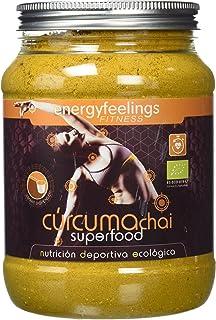 Energy Feelings Curcuma Chai antiinflamatorio - 750 gr
