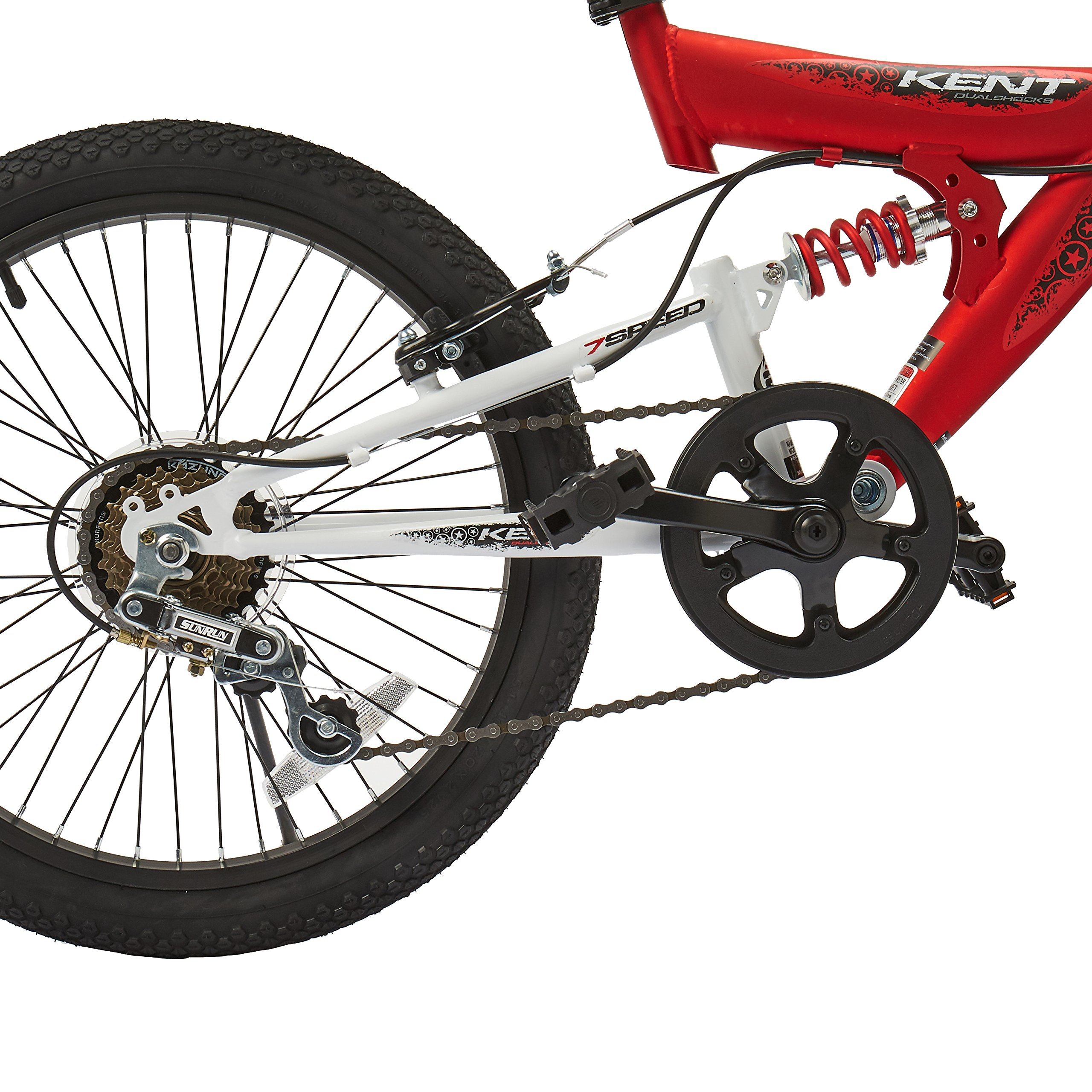 Kent Super 20 Boys Bike, 20-Inch by Kent (Image #6)