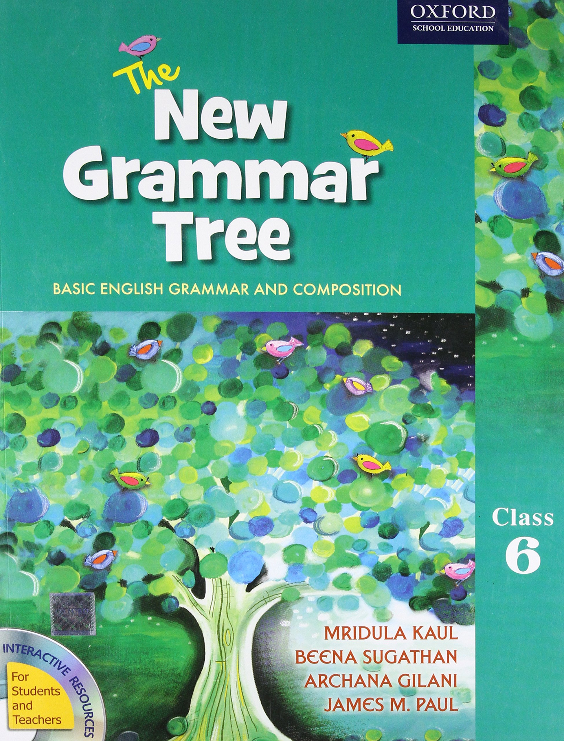 Buy The New Grammar Tree Coursebook 6: Middle Book Online at Low ...