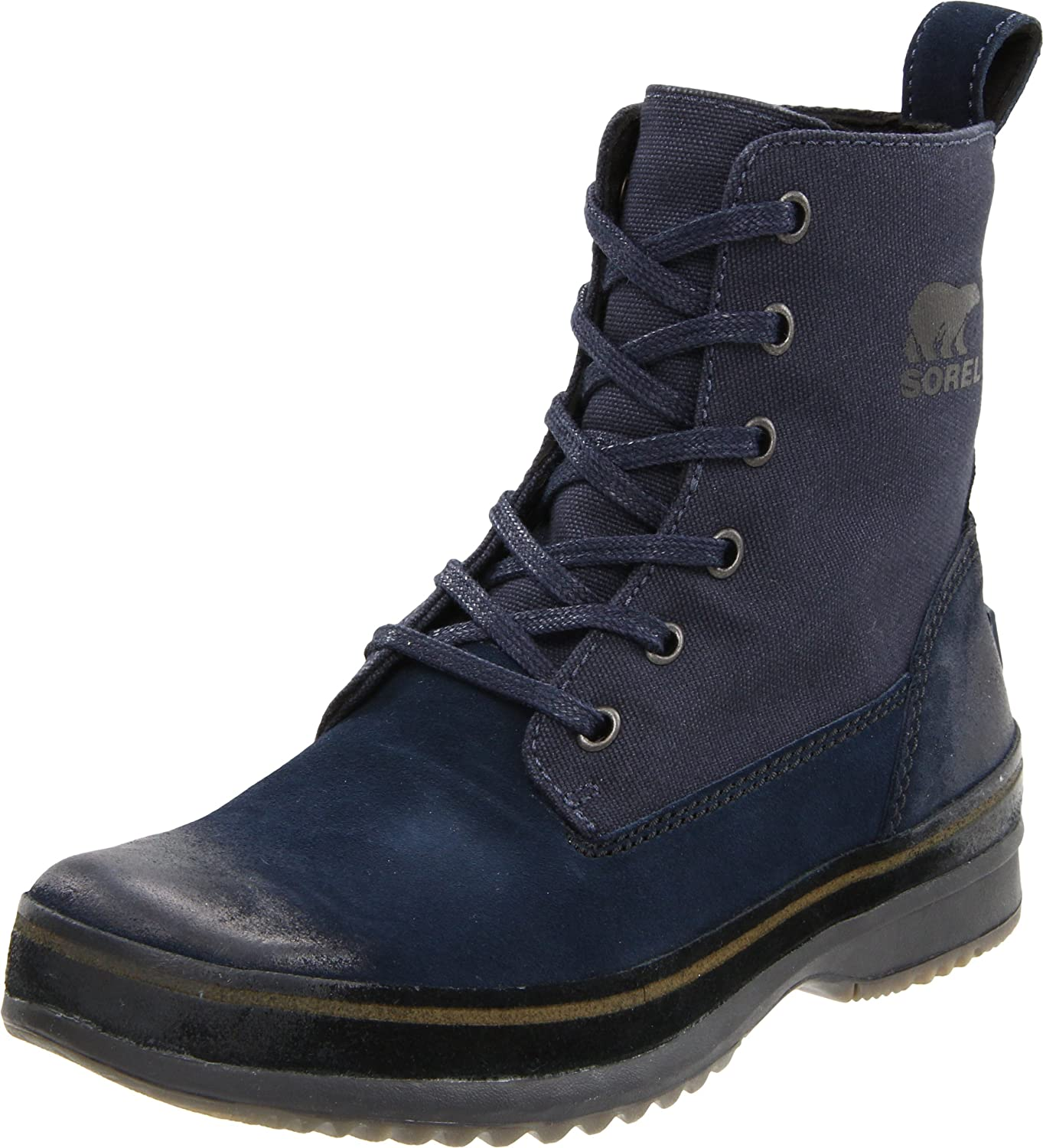 281e9ab3221 Amazon.com | Sorel Men's Woodbine Surplus Boot | Motorcycle & Combat