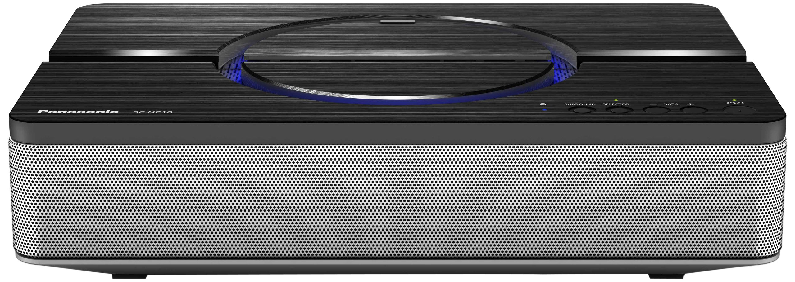 Panasonic SC-NP10 Compact desktop Wireless Speaker System with Subwoofer (Discontinued by Manufacturer) by Panasonic (Image #3)