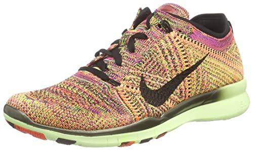 online retailer 0ce13 707d1 Image Unavailable. Image not available for. Colour  Nike Women s Free Tr  Flyknit ...