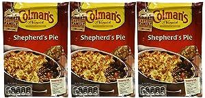 3 x Colman's Shepherd's Pie Mix, 1.75-ounce package