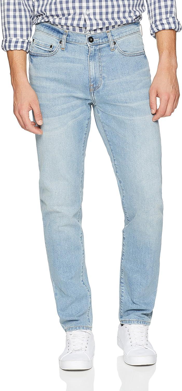 Amazon Brand - Goodthreads Men's Comfort Stretch Slim-Fit Jean 91NRQpdtVZL