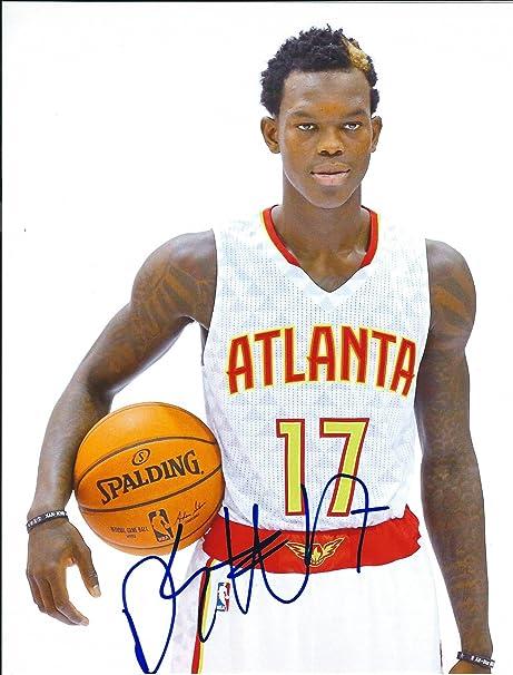 Autographed Dennis Schroder 8x10 Atlanta Hawks Photo at Amazon s ... 5916c13f4