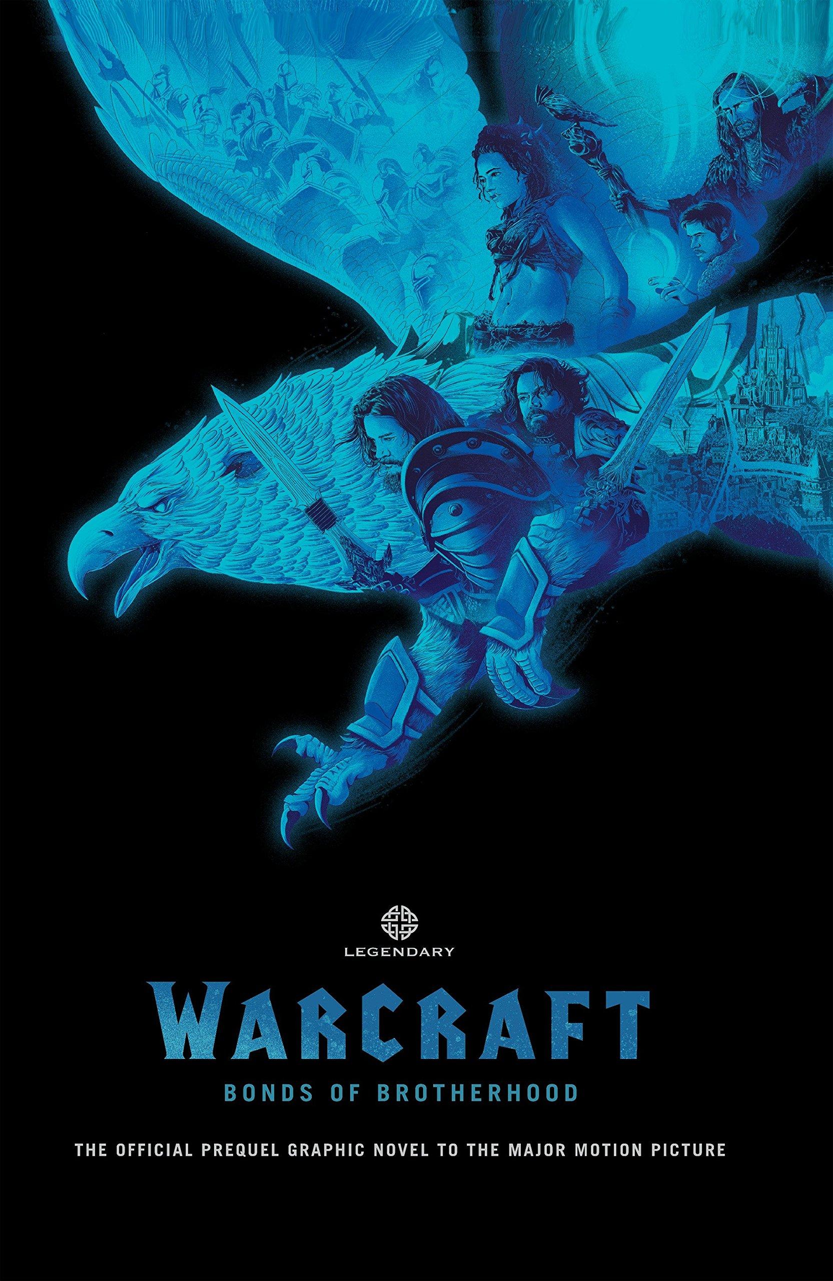 Warcraft: Bonds of Brotherhood: Amazon.de: Paul Cornell, Chris ...