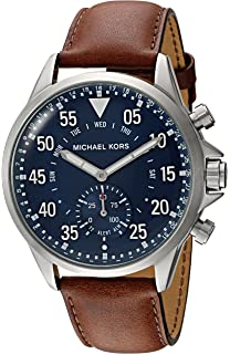 296552124082 Amazon.com  Michael Kors Men s Gage Brown Watch MK8362  Michael Kors ...