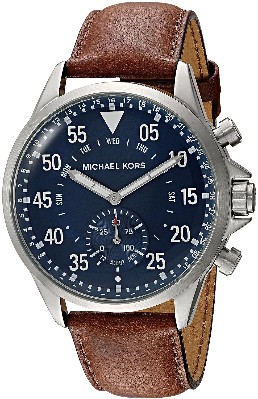 b1b7edb0247e Amazon.com  Michael Kors Access Hybrid Smartwatch Gage  Watches