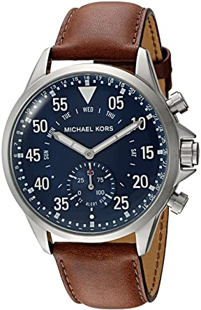45d757699e7d Amazon.com  Michael Kors Access Hybrid Smartwatch Gage  Watches