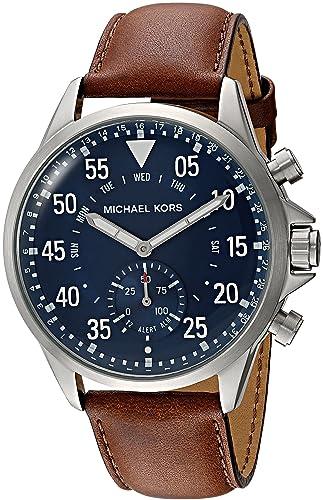 692030fc3b8f Amazon.com  Michael Kors Access Hybrid Smartwatch Gage  Watches