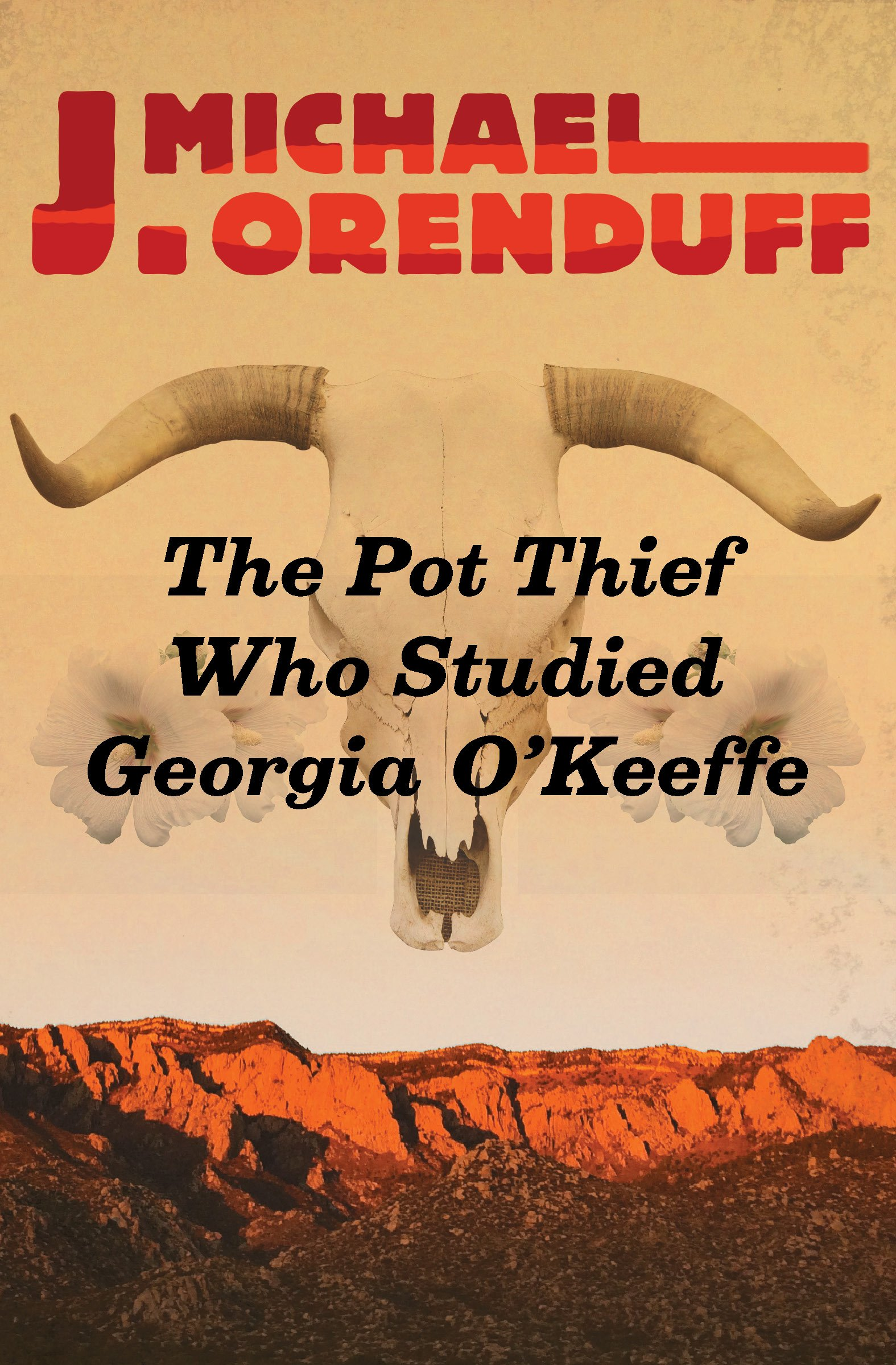 Download The Pot Thief Who Studied Georgia O'Keeffe (The Pot Thief Mysteries) PDF