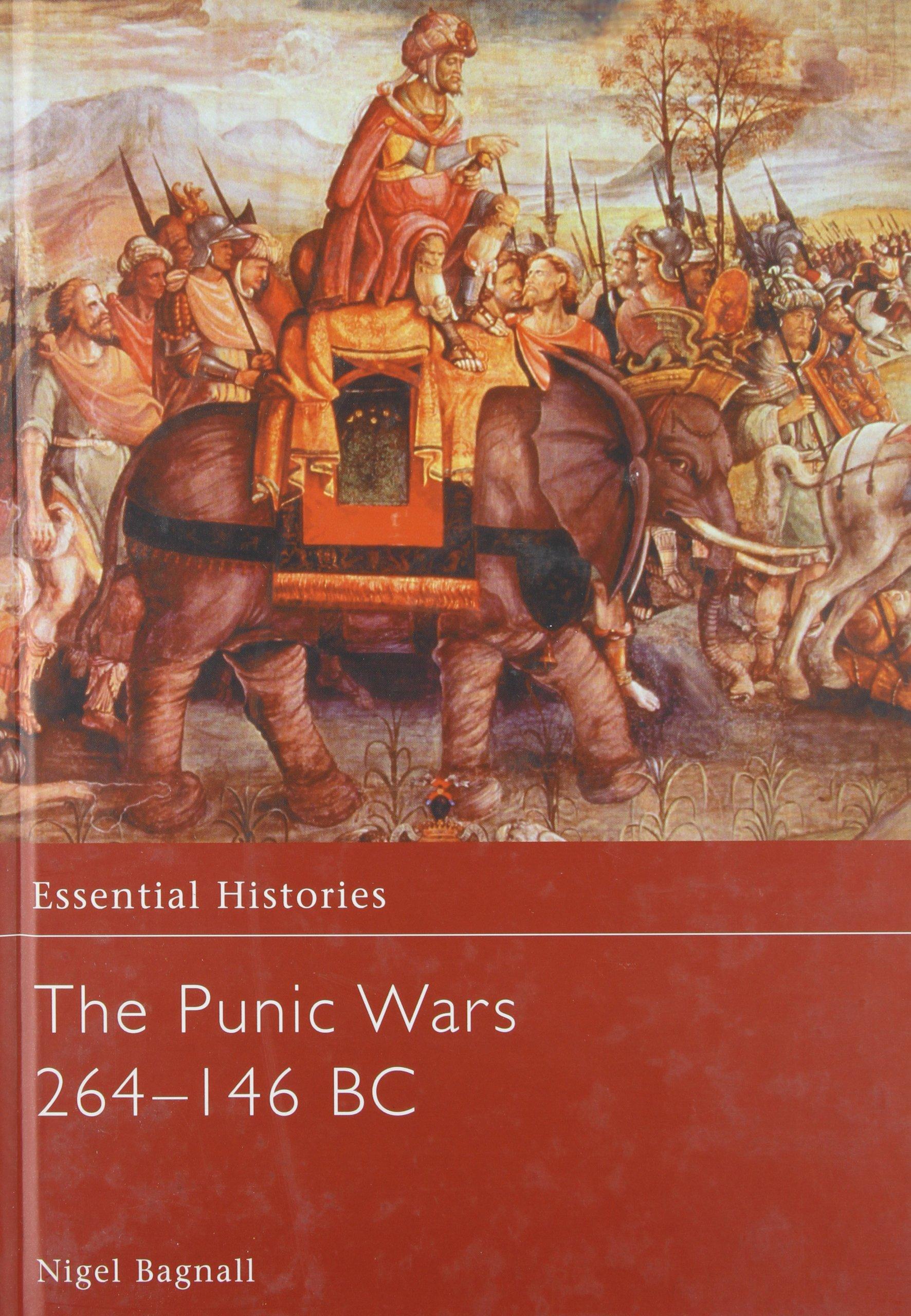 Read Online Punic Wars 264-146 BC PDF