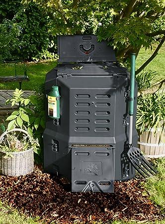 térmica compostador de 450 móvil Certificado
