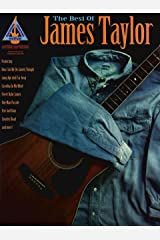 The Best of James Taylor Songbook Kindle Edition