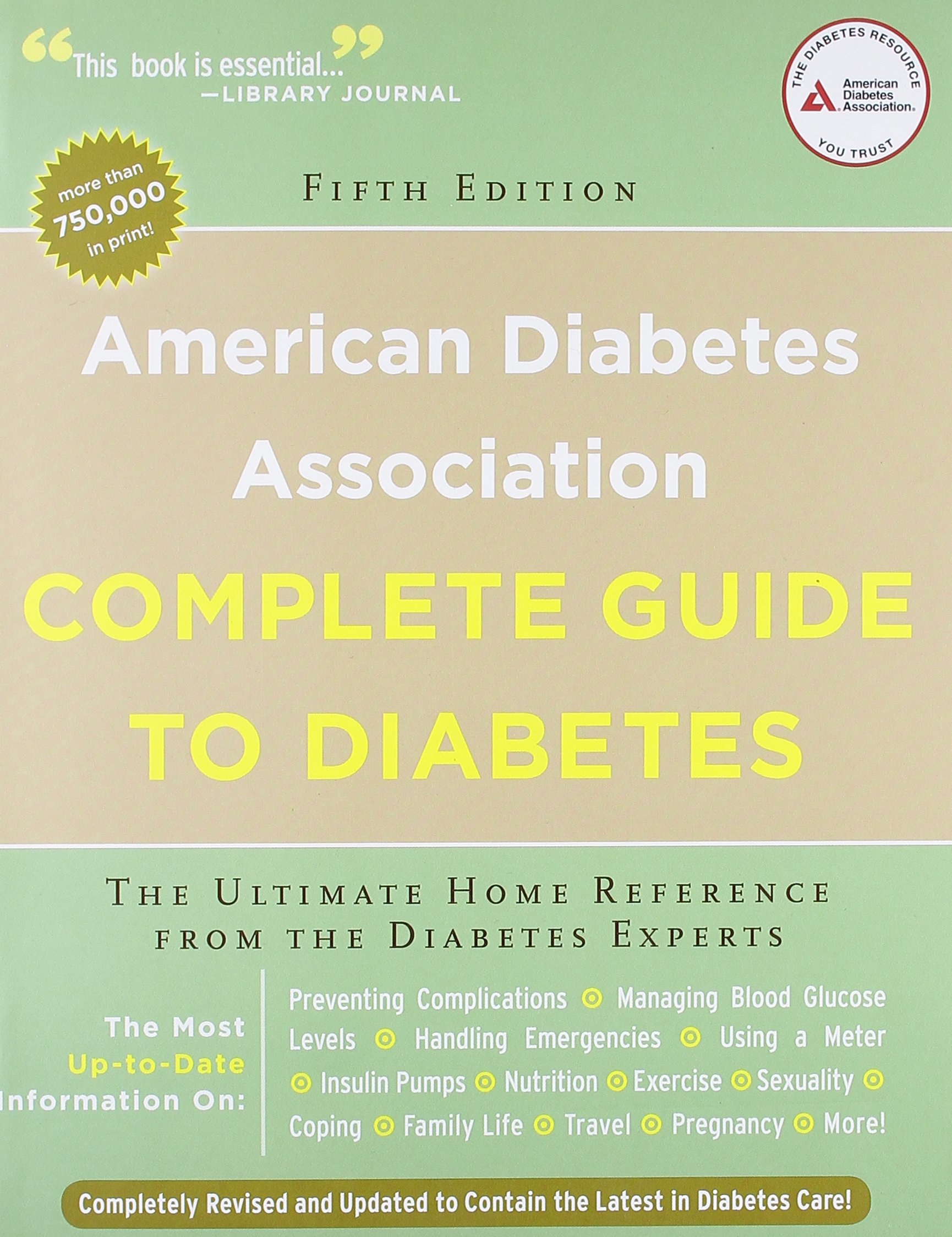 American Diabetes Association Complete Guide product image
