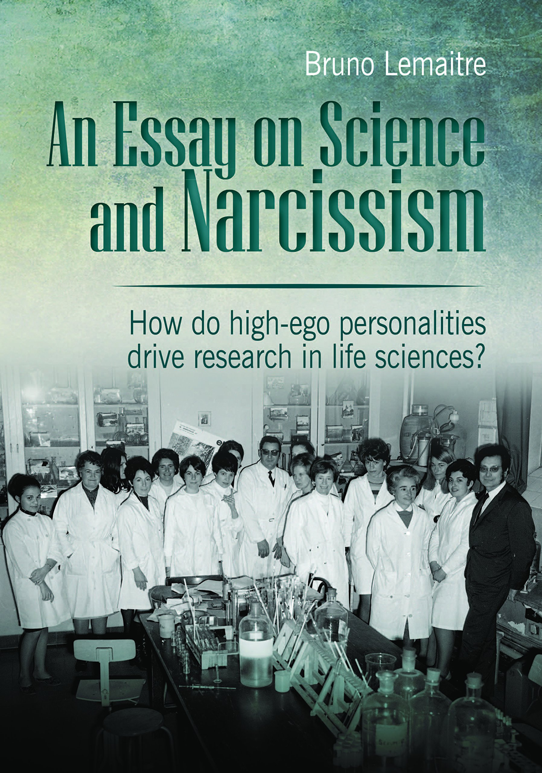 an essay on science and narcissism how do high ego