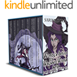 Womby's School for Wayward Witches Series Books 6-10: Not-So-Cozy Witch Mysteries (Wombies School for Wayward Witches Series Bundle Book 2)