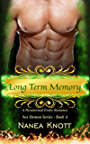 Long Term Memory (Sex Demon Series Book 4)