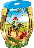 Playmobil - 6968 - Jeu - Poney à Décorer Fleur