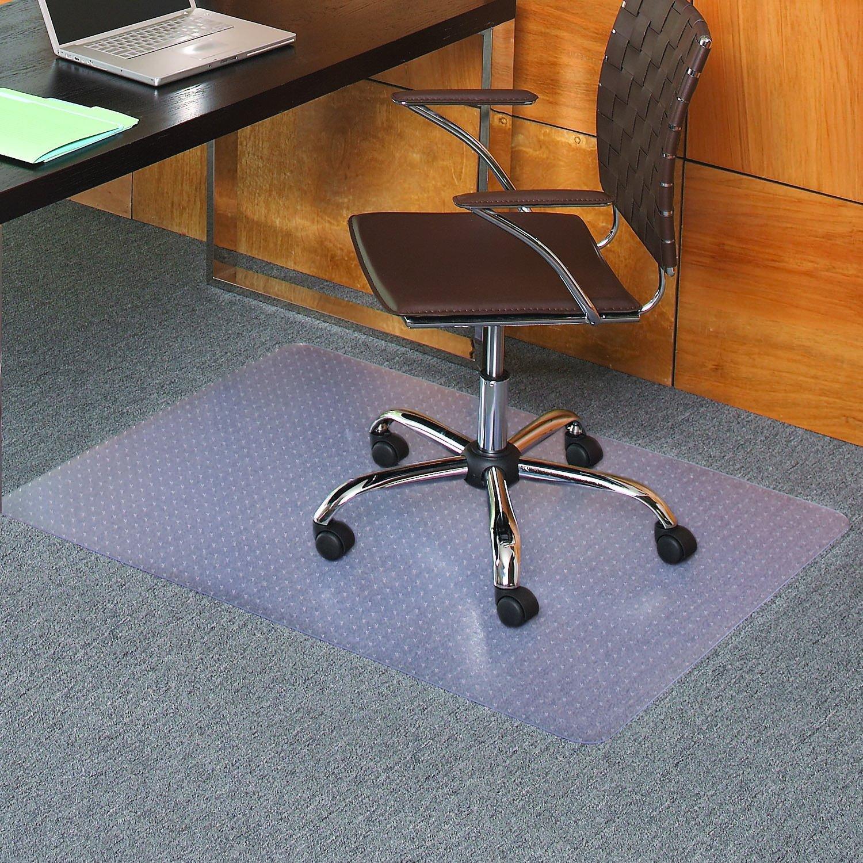 chair mat with lip. Amazon.com : Staples® Flat Pile Carpet Chair Mat, Lip Mats Office Products Mat With E