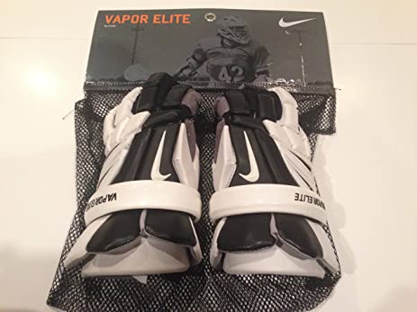 Nike vapor elite lacrosse gloves.