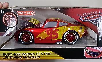 Amazon Com Jada Toys Disney Pixar Cars Rust Eze Racing Center