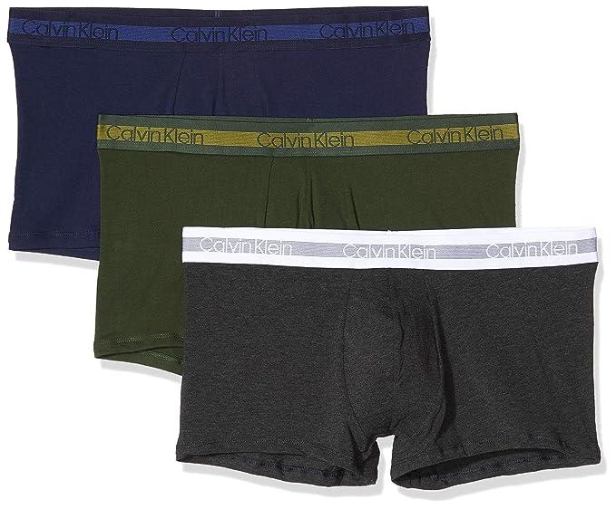 Calvin Klein Braguita (Pack de 3) para Hombre: Amazon.es: Ropa y ...