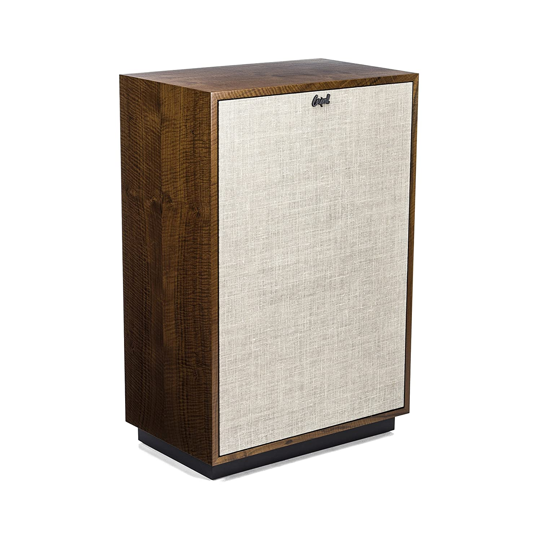 Klipschコーンウォールiii- Special Edition Floorstanding loudspeaker- Californiaブラックウォールナット B01NCI3RLT