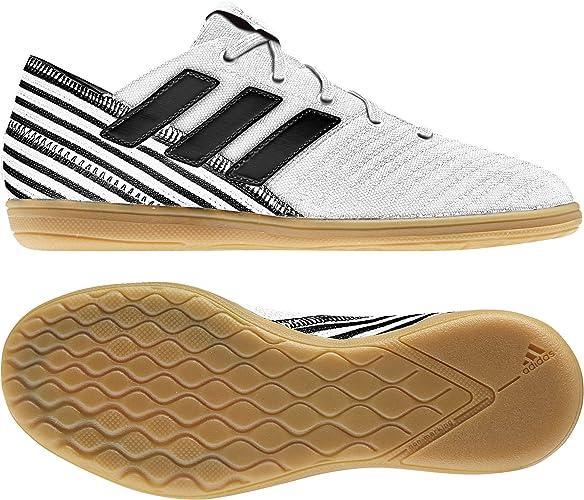 Subvención petróleo Frank Worthley  adidas Nemeziz 17.4 in J Sala, Chaussures de Football garçon: Amazon.fr:  Chaussures et Sacs