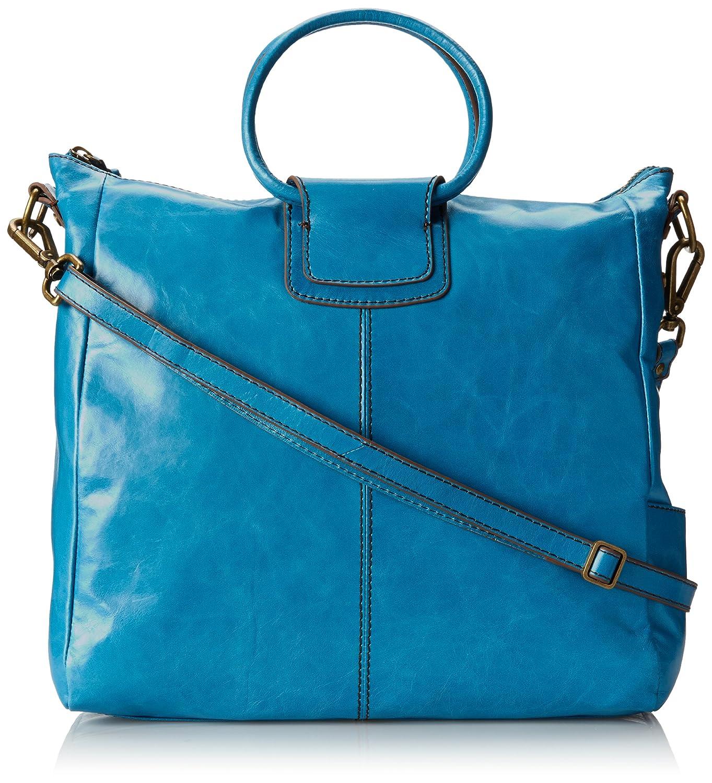 HOBO  Sheila Oversized Cross-Body Handbag Black One Size Hope Junior Auxiliary