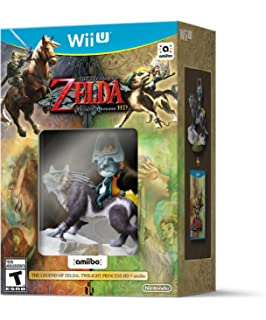 Legend of Zelda: Twilight Princess HD - Wii U Special Limited Edition