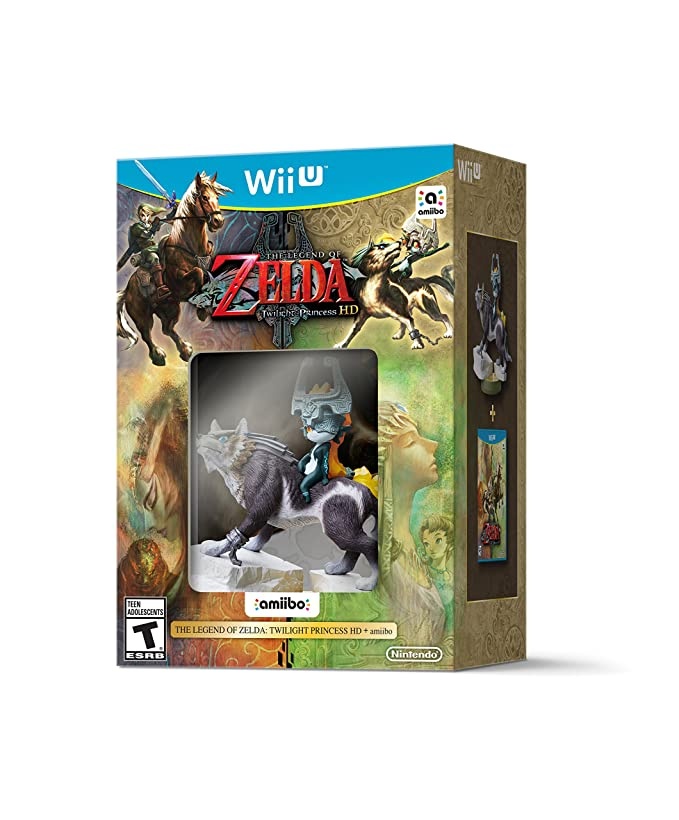 The Legend of Zelda: Twilight Princess HD - Wii U by ...