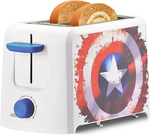 Marvel Captain America Shield 2-Slice Toaster