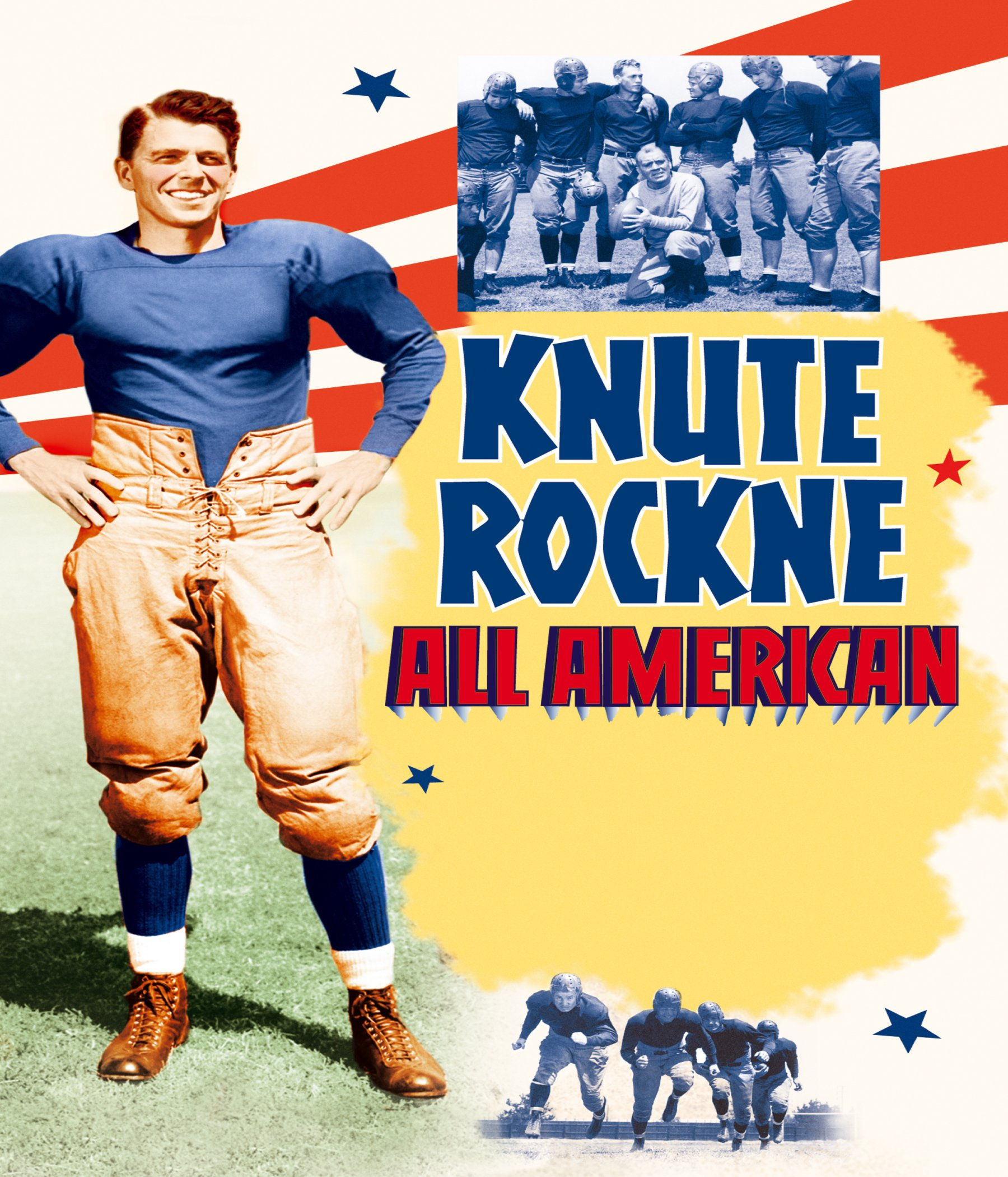 Amazon.com  Watch Knute Rockne  All American  c72eadd36