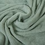 Qute Home Towels 100% Turkish Cotton Teal Green