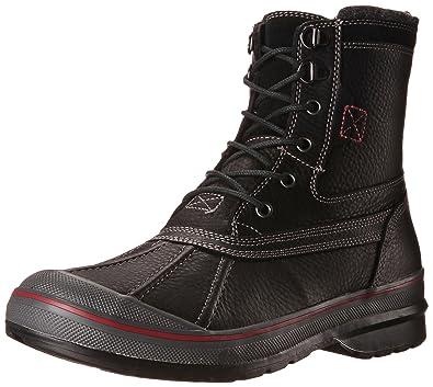 307158e91 Clarks Milwright Hi Men US 8 Black Mid Calf Boot 8 D(M) US