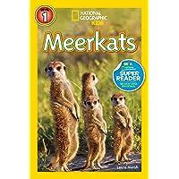 National Geographic Kids Readers: Meerkats