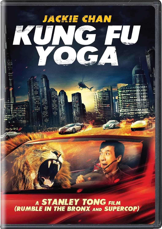Amazon.com: Kung Fu Yoga: Jackie Chan, Aarif Rahman, Lay ...