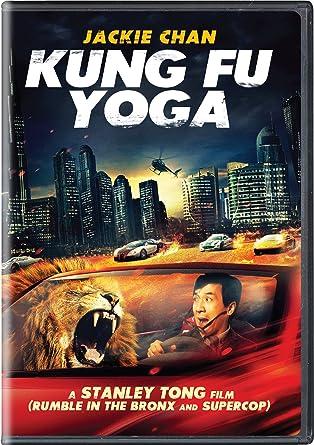 Kung Fu Yoga [Edizione: Stati Uniti] [Italia] [DVD]: Amazon ...