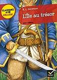 L'Île au trésor: 42 (Classiques & Cie Collège)